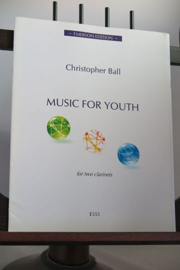 Ball C - Music for Youth for 2 Clarinets